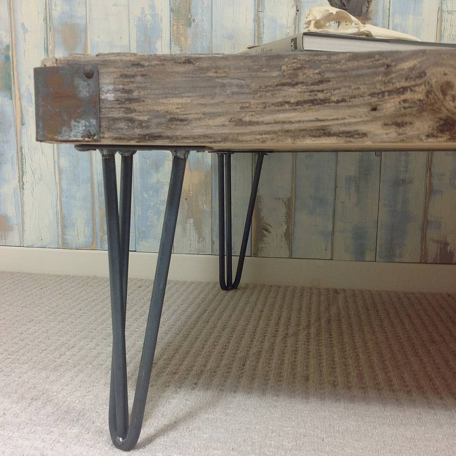 bespoke driftwood coffee table by nautilus driftwood design. Black Bedroom Furniture Sets. Home Design Ideas