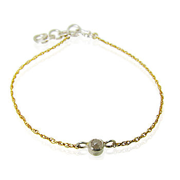 Rough Diamond Bracelet