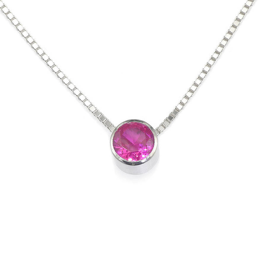 diamond vintage oval halo rg necklace pendants ruby pendant necklaces with aaa and style