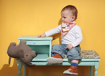 The Bobby Essential Baby Neckerchief