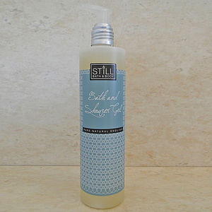 Bath And Shower Gel - bathroom