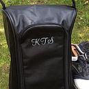 Bespoke Sports Shoe Bag