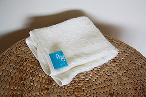 Bamboo Baby Wash Cloth Gift Set - baby care