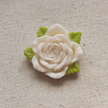 Rose Bloom Brooch