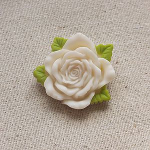 Rose Bloom Brooch - for her
