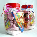 Retro Sweety Jar