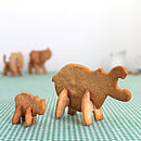 3D Safari Cookie Cutter
