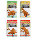 3D Dinosaur Cookie Cutters, Pack Of Four Designs