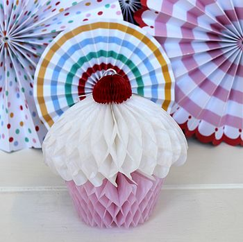 Cupcake Party Decoration