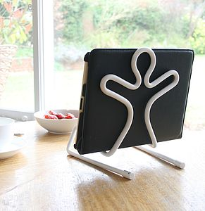 Kitchen iPad Stand - for gadget-lovers