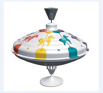 Carrousel Giant Spinning Top