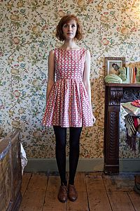Foxglove Organic Cotton Party Dress - dresses & skirts