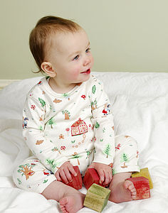 Hansel And Gretel Sleepsuit - babygrows