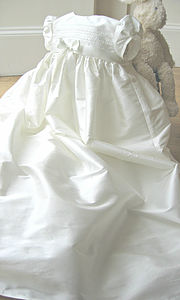 Christening Gown 'Evie' - personalised