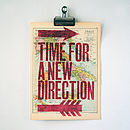 A New Direction Red type