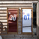 Personalised Sailcloth Deckchair