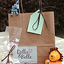 Set Of Six Party Bags