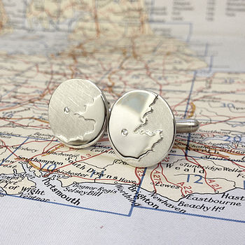 Diamond London Cufflinks