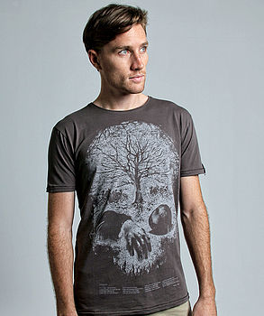 'Poison Tree' literature Tshirt inspired by William Blake - The Affair