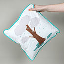 Cloud Tree Cushion Cover