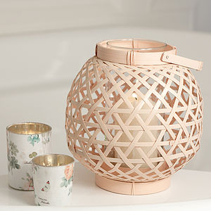 Bamboo Lantern - lights & lanterns