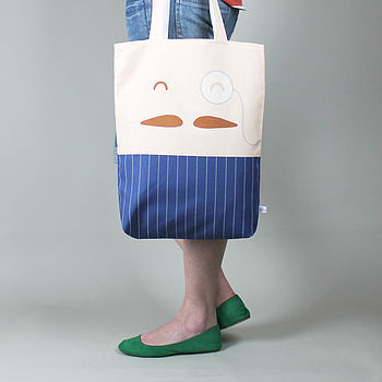 Lord Benedict Tote Bag
