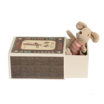 Baby Girl Or Boy Matchbox Mouse