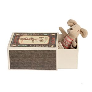 Baby Girl Or Boy Matchbox Mouse - soft toys & dolls