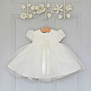 Christening Dress 'Lola' - christening gifts