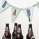 Printable Father's Day Beer Labels