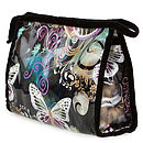 Night Butterflies Washbag