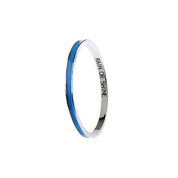 Come 'Rain Or Shine' Bangle