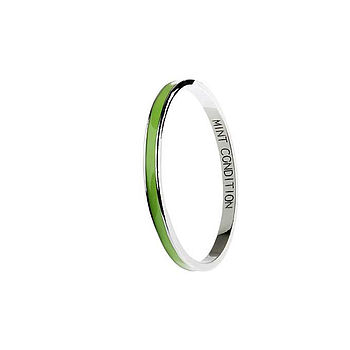 'Mint Condition' Bangle
