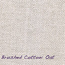 Brushed Cotton Oat