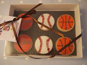 Biscuit Sports Balls
