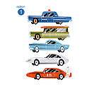 Vintage Cars Wall Stickers Option1