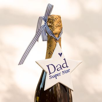 Personalised Star For Father's Day