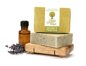 Lavender And Ylang Ylang Soap