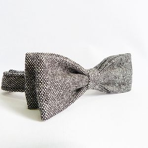 Irish Tweed Skinny Bow Tie