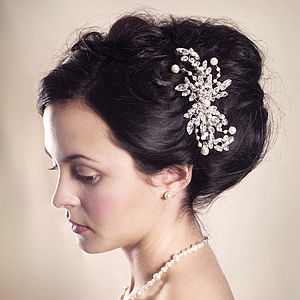 Handmade Eloise Wedding Hair Comb - women's accessories