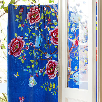Morning Glory Family Towel
