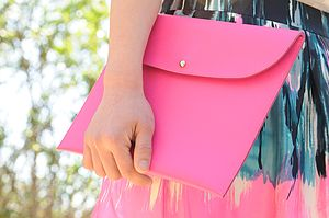 Bloomsbury Clutch - trending tech accessories