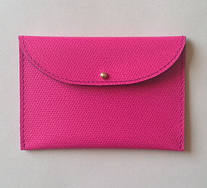 Exmouth Leather Cardholder