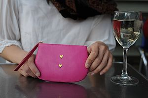 Pocket Venus Pink Purse