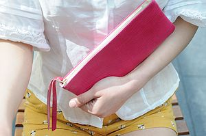 Monmouth Clutch Bag - bags & purses
