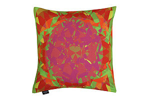 Fruity Exotic Cushion