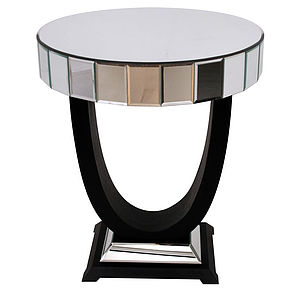 Art Deco Side Table - side tables