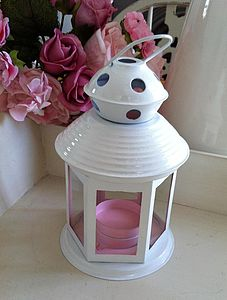 Mini Hanging Lantern - table decorations