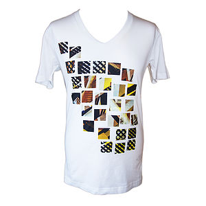 Men's Haphazard T Shirt - t shirts and tops