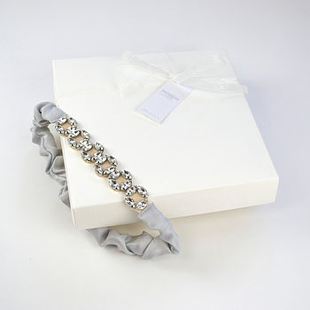 Dominique Bridal Wedding Garter